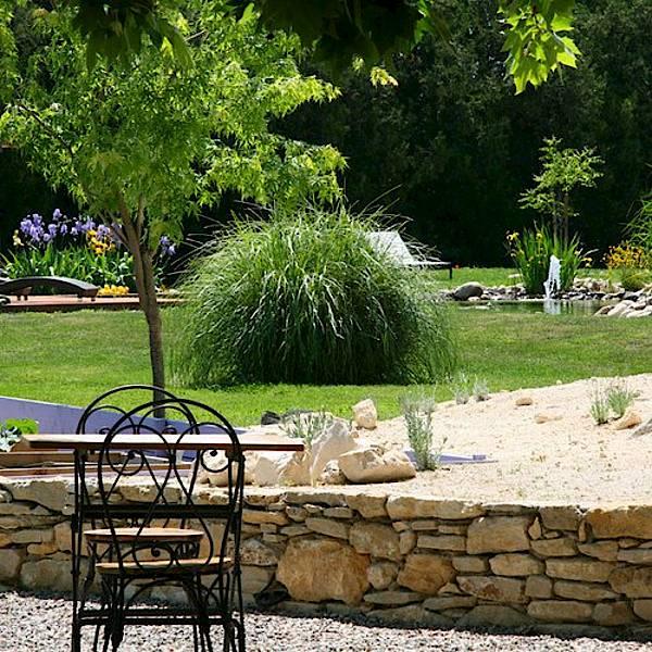 Garten Provence garten provence foto dem garten jardin des vestiges in