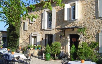Garten Provence gästehaus in der provence le du grand jonquier in lagnes